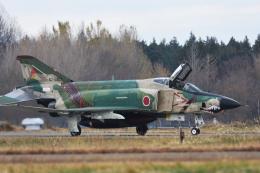gucciyさんが、茨城空港で撮影した航空自衛隊 RF-4E Phantom IIの航空フォト(飛行機 写真・画像)