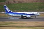 kumagorouさんが、福島空港で撮影したANAウイングス 737-54Kの航空フォト(飛行機 写真・画像)