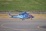 kumagorouさんが、福島空港で撮影した警視庁 AW139の航空フォト(飛行機 写真・画像)
