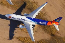 masa707さんが、ピナル空港で撮影したエアカラン A330-202の航空フォト(飛行機 写真・画像)