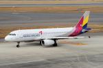 yabyanさんが、中部国際空港で撮影したアシアナ航空 A320-232の航空フォト(写真)