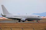 kazuchiyanさんが、岩国空港で撮影したアメリカ国防総省 737-7HJ BBJの航空フォト(写真)
