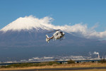 pcmediaさんが、富士川滑空場で撮影した静岡エアコミュータ EC135T2の航空フォト(飛行機 写真・画像)