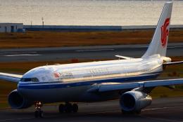 た~きゅんさんが、関西国際空港で撮影した中国国際航空 A330-243の航空フォト(飛行機 写真・画像)