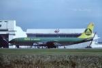 tassさんが、成田国際空港で撮影したTMAカーゴ 707-327Cの航空フォト(飛行機 写真・画像)