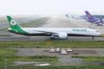 青春の1ページさんが、関西国際空港で撮影したエバー航空 787-10の航空フォト(写真)