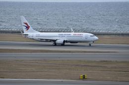シャークレットさんが、中部国際空港で撮影した中国東方航空 737-89Pの航空フォト(飛行機 写真・画像)