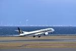 シャークレットさんが、中部国際空港で撮影したシンガポール航空 787-10の航空フォト(写真)
