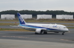 pringlesさんが、成田国際空港で撮影した全日空 787-8 Dreamlinerの航空フォト(写真)