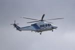 kumagorouさんが、仙台空港で撮影したオールニッポンヘリコプター AW139の航空フォト(飛行機 写真・画像)