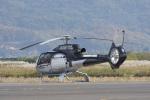 神宮寺ももさんが、岡南飛行場で撮影したオートパンサー EC130B4の航空フォト(写真)