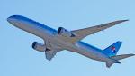 FLYPEAKSさんが、関西国際空港で撮影した大韓航空 787-9の航空フォト(写真)