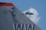 いぬ_さんが、三沢飛行場で撮影したアメリカ空軍 F-16CM-50-CF Fighting Falconの航空フォト(写真)