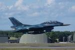 いぬ_さんが、三沢飛行場で撮影した航空自衛隊 F-2Bの航空フォト(写真)