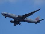 Blue605Aさんが、福岡空港で撮影したチャイナエアライン A330-302の航空フォト(写真)