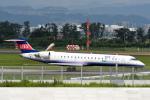 panchiさんが、仙台空港で撮影したアイベックスエアラインズ CL-600-2C10 Regional Jet CRJ-702ERの航空フォト(写真)
