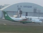 ヒロリンさんが、高雄国際空港で撮影した立栄航空 ATR-72-600の航空フォト(写真)