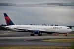 kina309さんが、成田国際空港で撮影したデルタ航空 767-432/ERの航空フォト(写真)