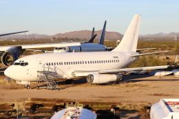 masa707さんが、ピナル空港で撮影したロジスティック エア 737-242Cの航空フォト(飛行機 写真・画像)