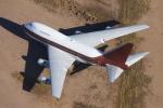 masa707さんが、ピナル空港で撮影したCSDSエアクラフト・セールス・アンド・リーシング 747SP-21の航空フォト(飛行機 写真・画像)
