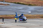 T.Sazenさんが、神戸空港で撮影した徳島県警察 EC135T2+の航空フォト(飛行機 写真・画像)