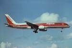 tassさんが、マイアミ国際空港で撮影したアビアンカ航空 757-2Y0の航空フォト(飛行機 写真・画像)