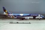 tassさんが、羽田空港で撮影したエアーニッポン 737-46Mの航空フォト(飛行機 写真・画像)