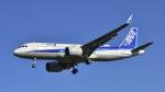 パンダさんが、成田国際空港で撮影した全日空 A320-271Nの航空フォト(飛行機 写真・画像)