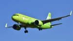 パンダさんが、成田国際空港で撮影したS7航空 A320-271Nの航空フォト(飛行機 写真・画像)