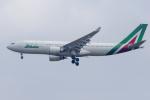 mameshibaさんが、成田国際空港で撮影したアリタリア航空 A330-202の航空フォト(飛行機 写真・画像)