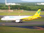 むらさめさんが、新千歳空港で撮影したバニラエア A320-214の航空フォト(写真)