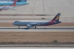 OMAさんが、仁川国際空港で撮影したアシアナ航空 A320-232の航空フォト(写真)