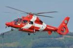 ブルーさんさんが、浜松市消防航空隊で撮影した浜松市消防航空隊 AS365N3 Dauphin 2の航空フォト(飛行機 写真・画像)