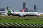 apphgさんが、成田国際空港で撮影したエバー航空 787-10の航空フォト(写真)