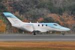 デデゴンさんが、石見空港で撮影した日本法人所有 HA-420の航空フォト(写真)