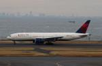 ハム太郎。さんが、羽田空港で撮影したデルタ航空 777-232/LRの航空フォト(写真)