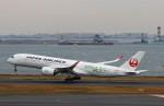 ハム太郎。さんが、羽田空港で撮影した日本航空 A350-941XWBの航空フォト(写真)