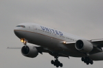 VFRさんが、成田国際空港で撮影したユナイテッド航空 777-222/ERの航空フォト(写真)