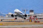 kazuchiyanさんが、岩国空港で撮影した全日空 A321-272Nの航空フォト(写真)