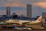 khideさんが、伊丹空港で撮影したジェイ・エア ERJ-190-100(ERJ-190STD)の航空フォト(写真)