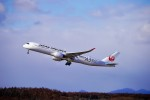 hidetsuguさんが、新千歳空港で撮影した日本航空 A350-941XWBの航空フォト(写真)
