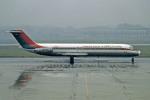 Gambardierさんが、名古屋飛行場で撮影した日本エアシステム DC-9-41の航空フォト(写真)
