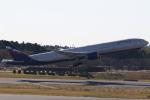 ANA744Foreverさんが、成田国際空港で撮影したアエロフロート・ロシア航空 777-3M0/ERの航空フォト(飛行機 写真・画像)