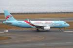 yabyanさんが、中部国際空港で撮影した長竜航空 A320-214の航空フォト(飛行機 写真・画像)