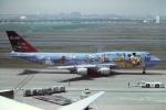 tassさんが、羽田空港で撮影した日本航空 747-446Dの航空フォト(飛行機 写真・画像)