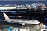 HNANA787さんが、羽田空港で撮影した日本航空 767-346の航空フォト(写真)