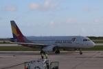 Rsaさんが、サイパン国際空港で撮影したアシアナ航空 A320-232の航空フォト(写真)