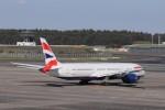 KAZFLYERさんが、成田国際空港で撮影したブリティッシュ・エアウェイズ 787-9の航空フォト(写真)