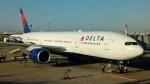 Bluewingさんが、羽田空港で撮影したデルタ航空 777-232/ERの航空フォト(写真)