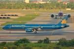 ちっとろむさんが、スワンナプーム国際空港で撮影したベトナム航空 A321-231の航空フォト(写真)